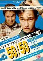 Rent 50/50 on Blu-Ray