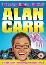 Alan Carr - Tooth Fairy - Live