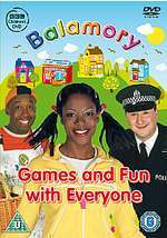 Balamory - Games And Fun For Everyone