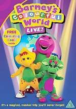 Barney - Colourful World - Live