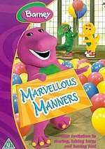 Barney - Marvellous Manners