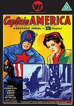 Captain America - The Serial Vol.2
