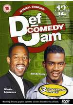 Def Comedy Jam - All Stars - Vol. 12