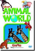 Disney's Animal World - Giraffes