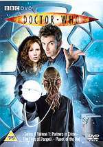Doctor Who - Series 4 Vol. 1