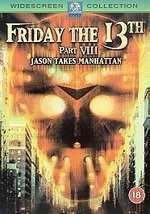 Friday The 13th - Part 8 - Jason Takes Manhattan