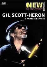 Gil Scott-Heron - The Paris Concert