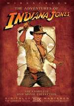 Indiana Jones Trilogy Bonus Disc