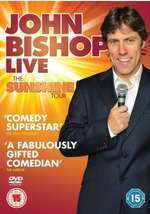 John Bishop Live - Sunshine Tour
