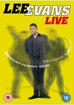 Lee Evans - Different Planet Tour