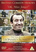 Leonard Rossiter - British Comedy Heroes