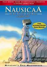 Nausicaa Valley Of The Wind