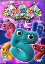 Numberjacks - Brain Gain!