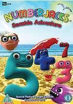 Numberjacks - Seaside Adventure