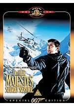 Rent On Her Majesty's Secret Service on Blu-Ray