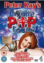 Peter Kay's Britain's Got The Pop Factor