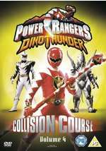 Power Rangers - Dino Thunder: Collision Course