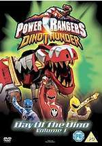 Power Rangers - Dino Thunder: Day Of The Dino