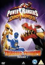 Power Rangers - Dino Thunder: Triassic Triumph - Vol. 5