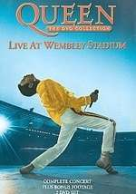 Queen - The DVD Collection: Live At Wembley Stadium