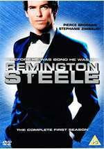Remington Steele - Series 1 - Complete