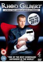 Rhod Gilbert And The Cat That Looked Liked Nicholas Lyndhurst