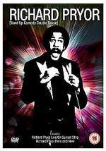 Richard Pryor Stand-Up Comedy Boxset