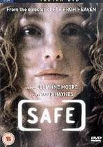 Rent Safe on Blu-Ray