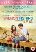 Rent Salmon Fishing in the Yemen on Blu-Ray