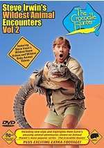 Steve Irwin's Wildest Animal Encounters - Vol. 2