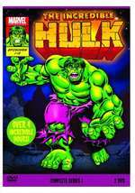 The Incredible Hulk - Complete Series 1
