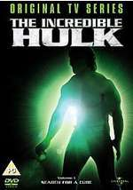 The Incredible Hulk - Vol. 1 - Search For A Cure