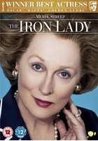 Rent The Iron Lady on Blu-Ray