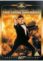 Rent The Living Daylights on Blu-Ray