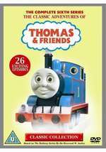 Thomas And Friends - Classic Collection - Series 6